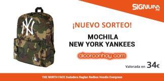 Mochila New York Yankees
