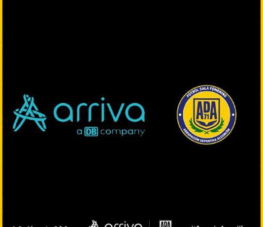 La empresa Arriva será el patrocinador principal del Alcorcón FSF