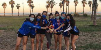 Días de éxito para el triatlón de Alcorcón