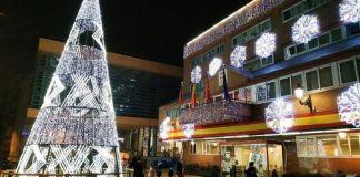 162.987 euros para las luces de Navidad de Alcorcón