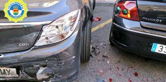 Fugas, accidentes e incendios en Alcorcón