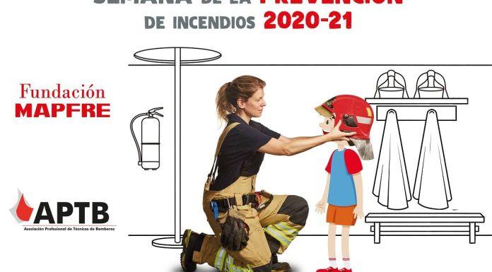La XV Semana de la Prevención de Incendios comienza en Alcorcón