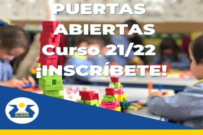 Abierto el plazo para recibir información sobre la Escuela Infantil del Colegio Alkor de Alcorcón