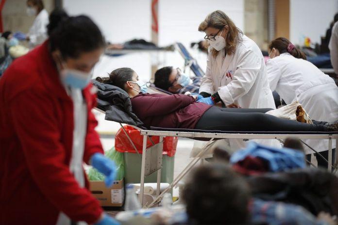 Nueva campaña de donación de sangre en Alcorcón