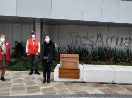 Nueva donación de Tres Aguas a Cruz Roja Alcorcón