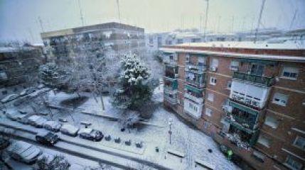 Alcorcon nevado