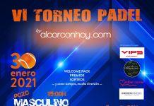 alcorconhoy.com ya tiene su torneo de pádel en Alcorcón