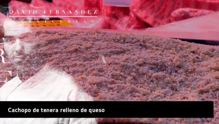 Cachopo de ternera en Alcorcón