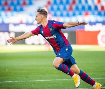 Dani Gómez: de Alcorcón a jugar con España en la Eurocopa Sub-21