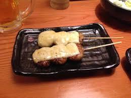 つくねチーズ焼き