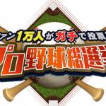 プロ野球総選挙(テレ朝)のランキング結果や予想は?放送日時も気になる!