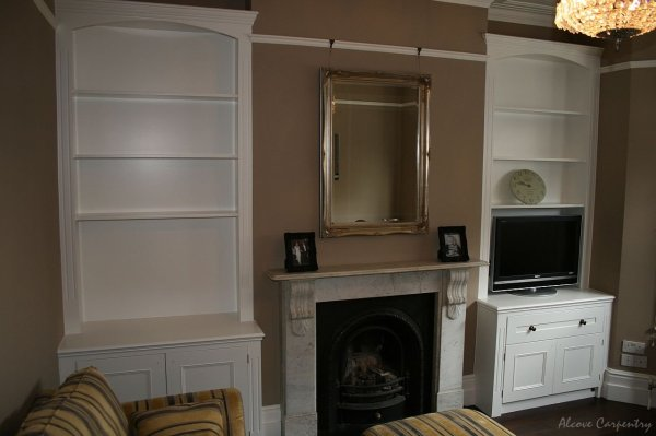 Carpentry And Joinery Alcove