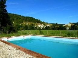 chambres d'hotes prés le Puy en Velay piscine et cadre naturel