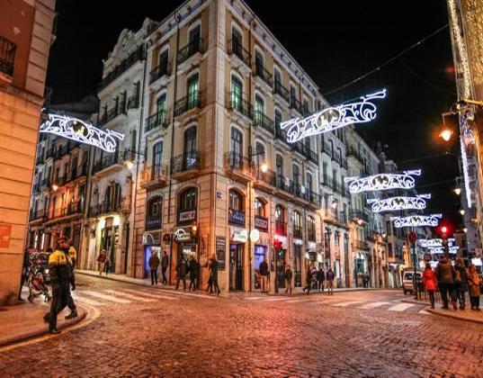 Alcoy christmas lights