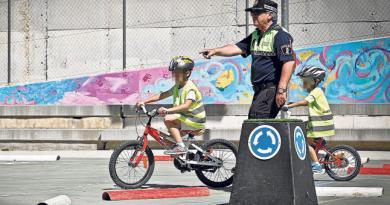 alcoy schools road safety