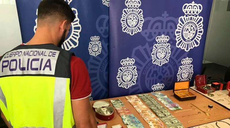 alcoy robbery police one million