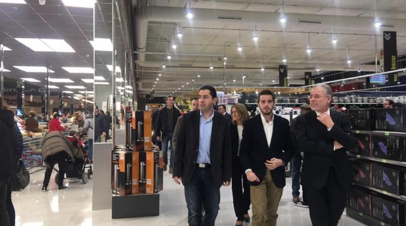 new supermarket in Alcoy