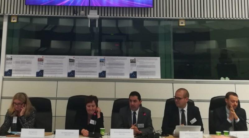 alcoy mayor in Brussels