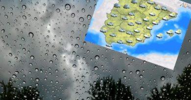 rain spain