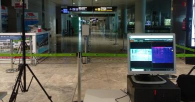 Alicante-Elche Airport To Control Tourist Fever With Thermographic Cameras