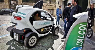 Alcoy: The Number Of Hybrid And zero Emission Cars Is Growing