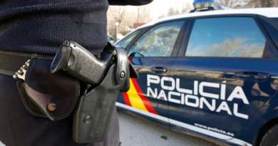 National Police alcoy curfew