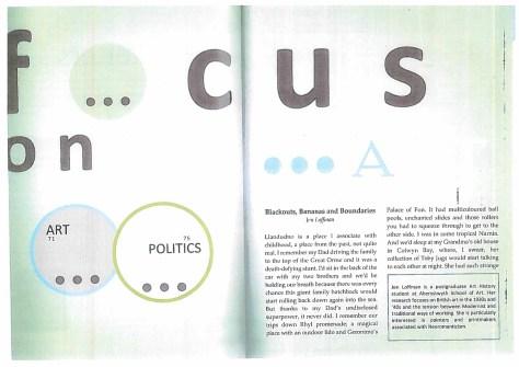 Planet Magazine_focus on art
