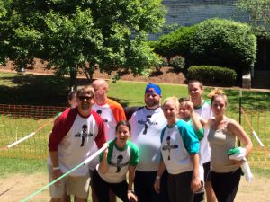 Foosgazi wins Huntsville Human Foosball