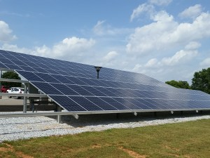 Avion Solutions Solar Array