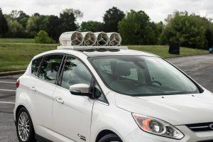 American Wind - Wind-powered car