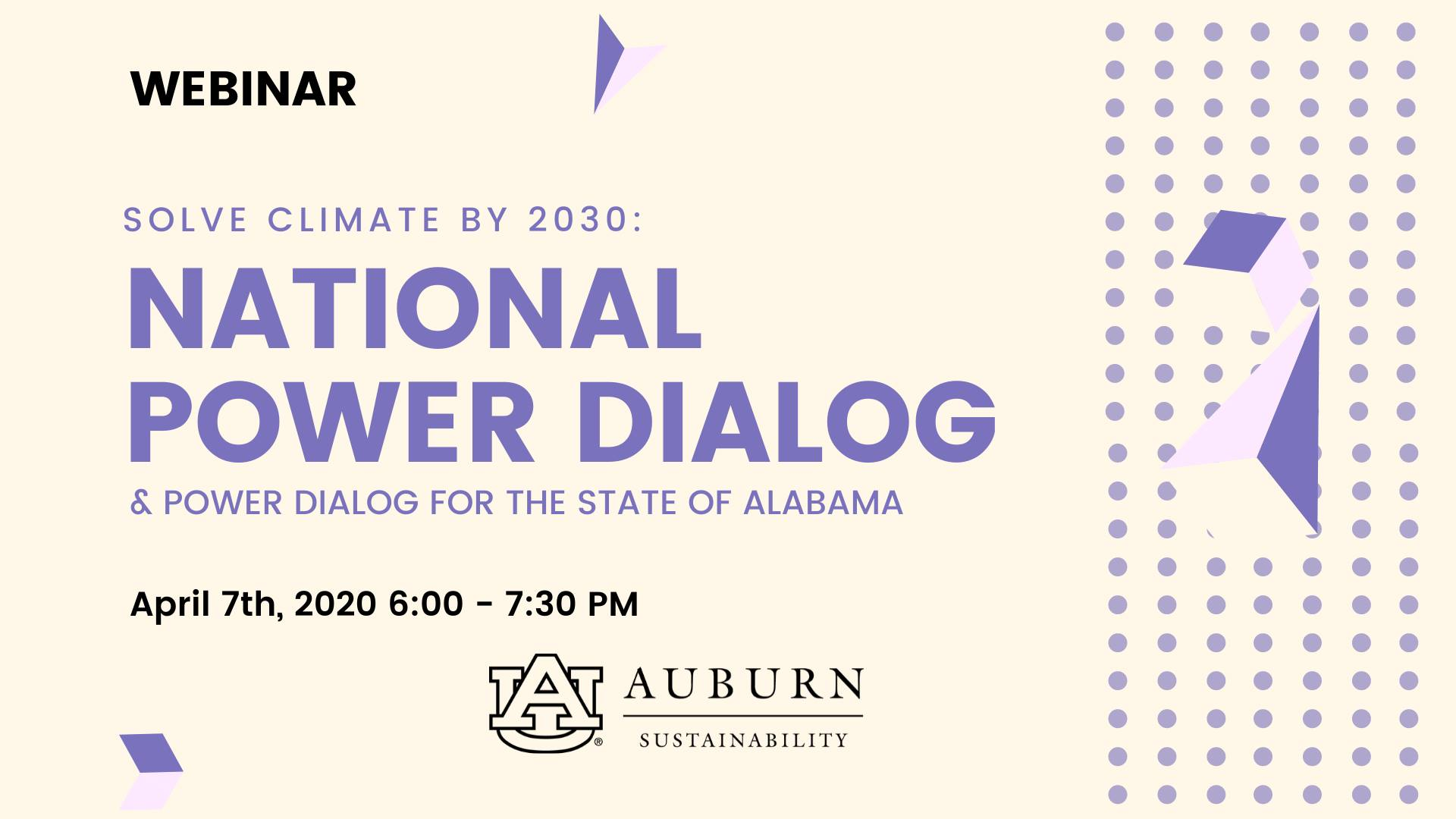 National Power Dialog
