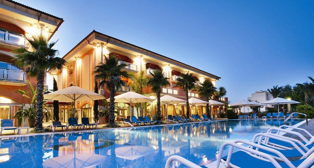 Allsun Hotel Estrella Amp Coral De Mar Resort Amp Spa In