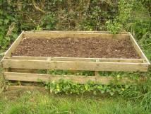 Pallet Planter Hopeful Gardeners