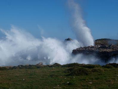 Acantilado Asturias