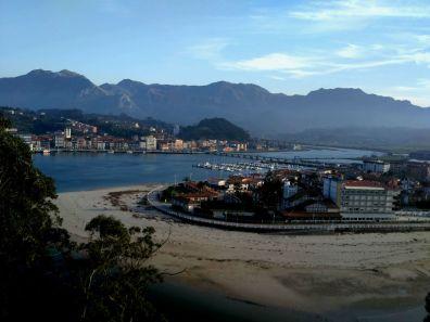 Ribadesella, Playa de Santa Marina