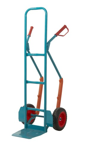 Heavy Duty High Back Sack Truck