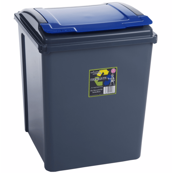 50 Litre Lift Top Recycling Bins