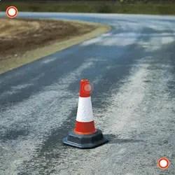 TRAFFIC-LINE Traffic Cone