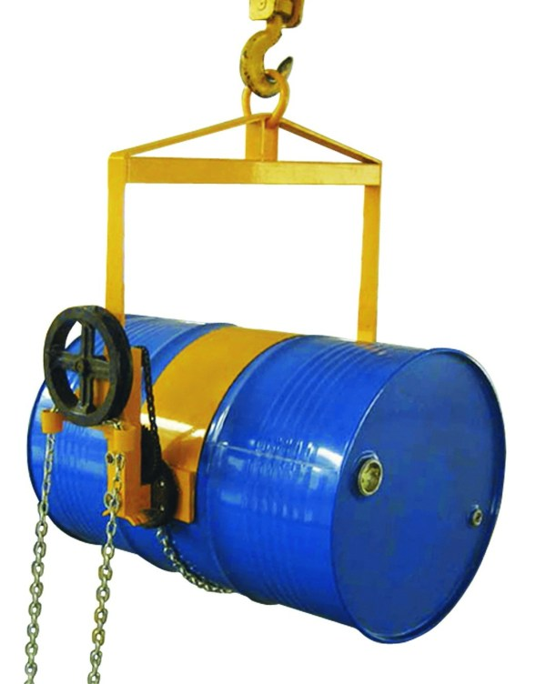 Overhead Drum Lifter