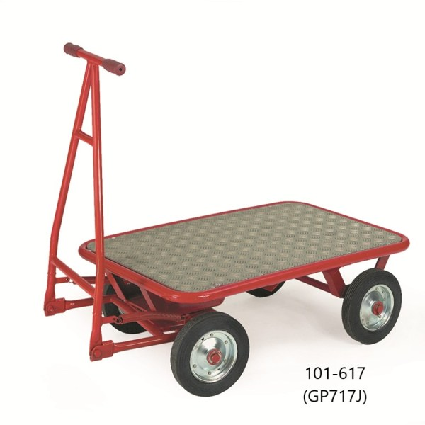 Turn Table Truck