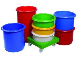 Interstacking Bins
