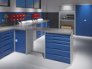 Verso Static Workbenches