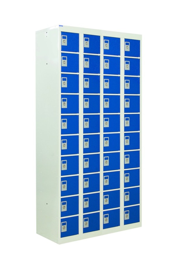 QMP Personal Effect Multi Compartment Lockers