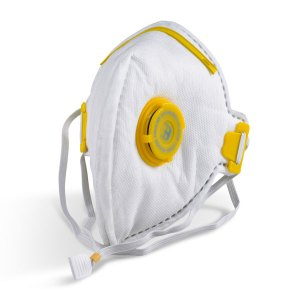 Fold Flat P3 Valved Mask