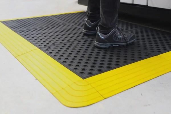 Interlocking Anti-Slip Tiles