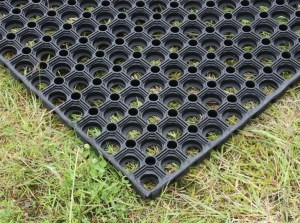 Outdoor Rubber Matting