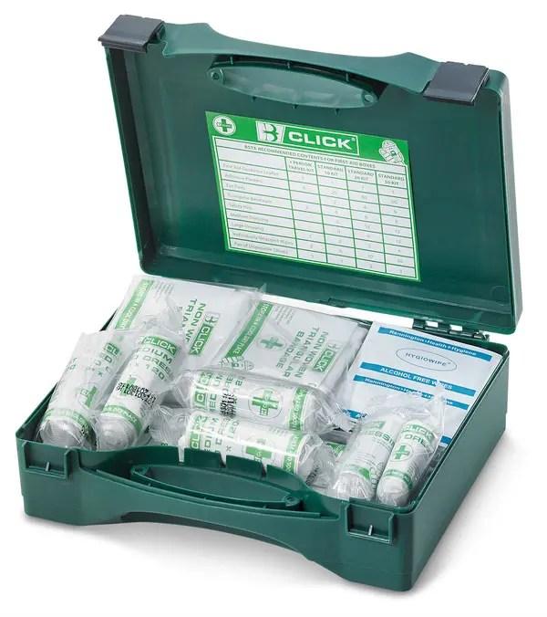 1-10 Person HSA Irish First AID Kit