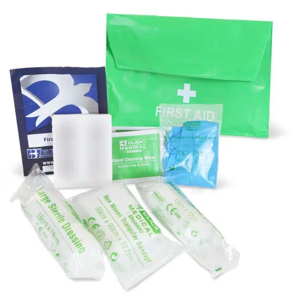 1 Person HSE First Aid Kit