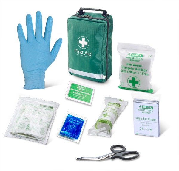 BSI Personal Issue Pack in Bag