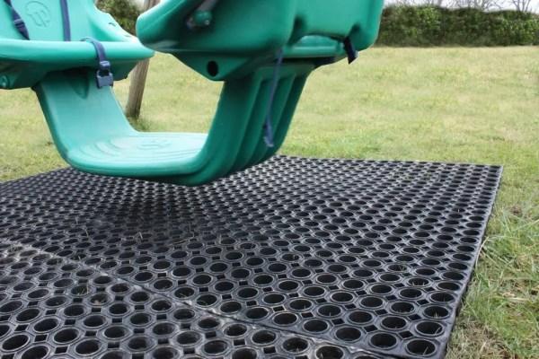 Outdoor Rubber Matting